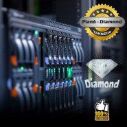 اجاره یکساله هاست مدل Plan6-Diamond