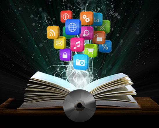 تولید محتوای الکترونیکی آموزشی
