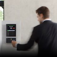 نصب و راه اندازی سیستم کنترل تردد