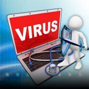 ویروس زدایی، نصب ویروس کش و بروزرسانی